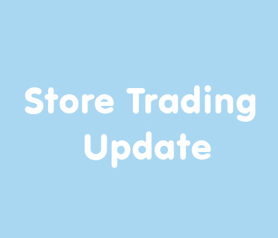 Store Trading Update - 404 x 346
